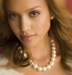 HOST PICK NWT Large Glass Pearl choker necklace